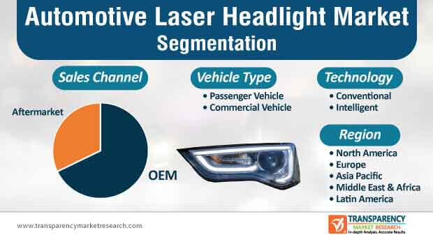 Automotive Laser Headlight Market Segmentation
