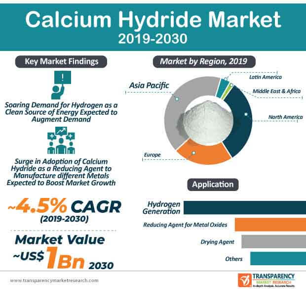 Calcium Hydride  Market Insights, Trends & Growth Outlook