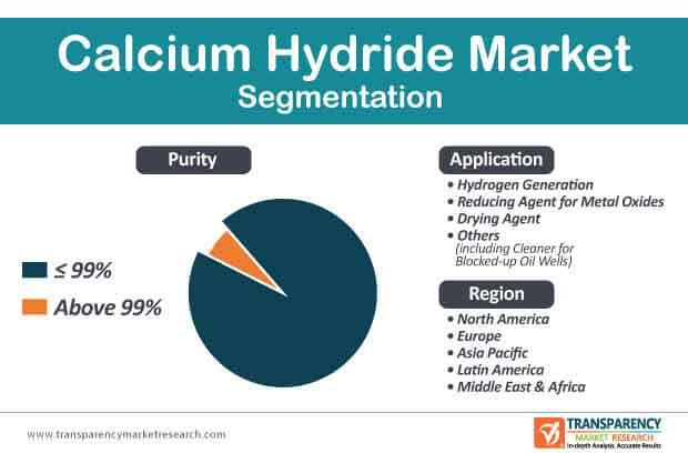 Calcium Hydride Market Segmentation
