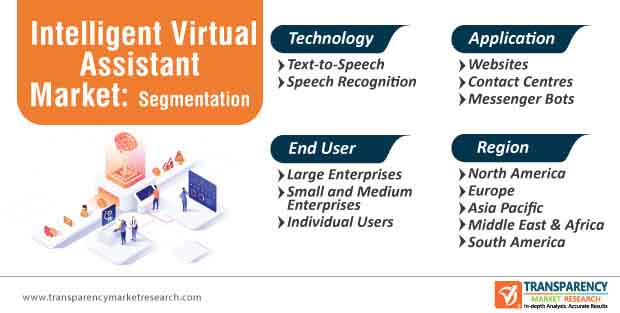 Intelligent Virtual Assistant Market Segmentation