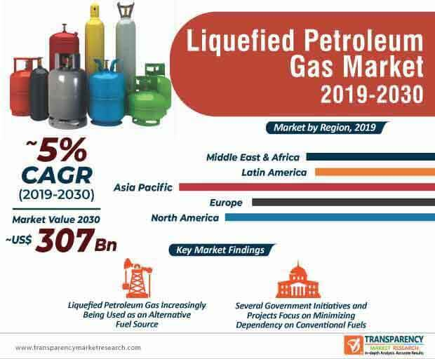 Liquefied Petroleum Gas Market Infographic