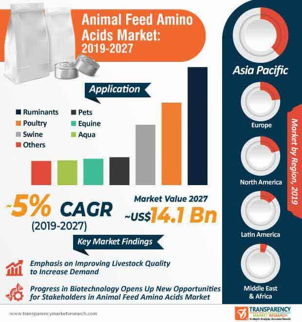 Animal Feed Amino Acids  Market Insights, Trends & Growth Outlook