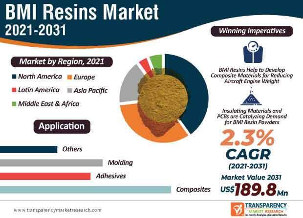 bmi resins market infographic