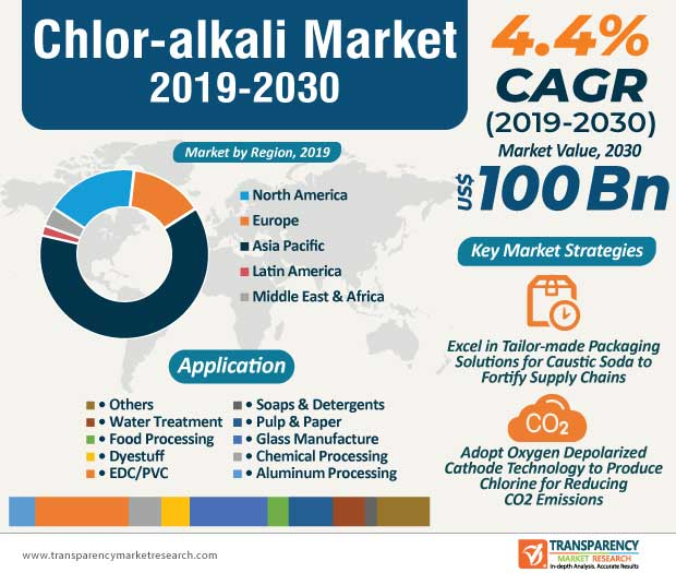 Chlor-alkali  Market Insights, Trends & Growth Outlook