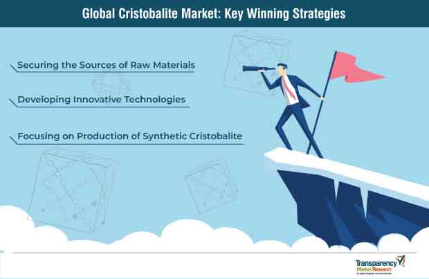 cristobalite market key winning strategies