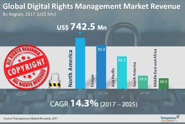 digital rights management market