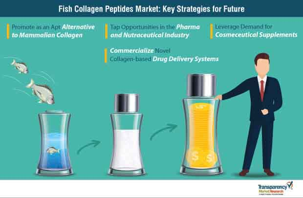 fish collagen peptides market strategy