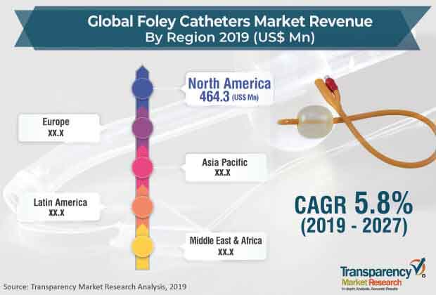 foley catheters market