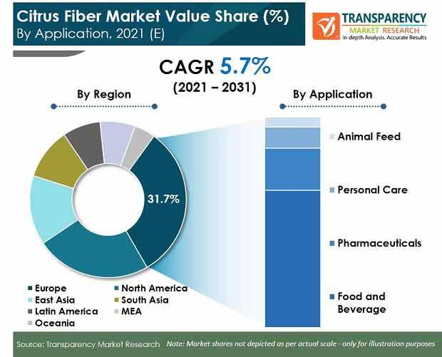 global citrus fiber market