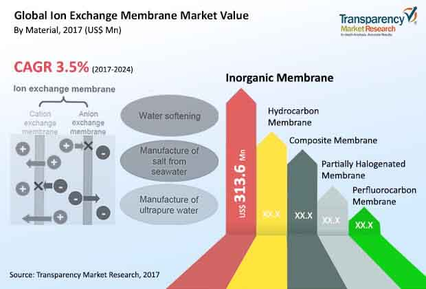 global ion exchange membrane market