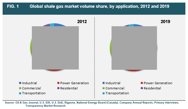 global-shale-gas-market-volume-share-by-application-2012-and-2019