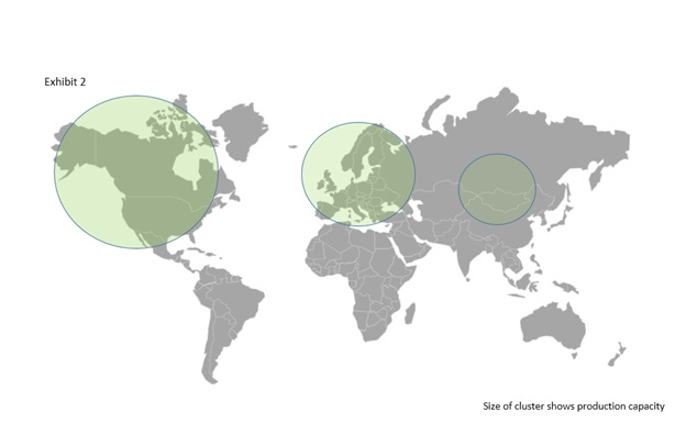 global veneer labels market