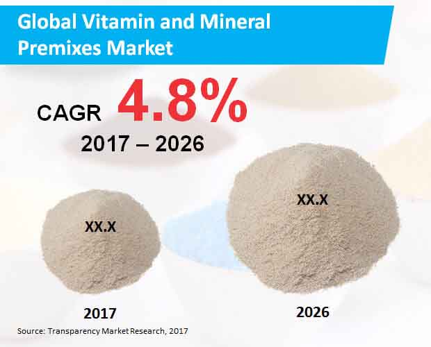 global vitamin and mineral premixes market