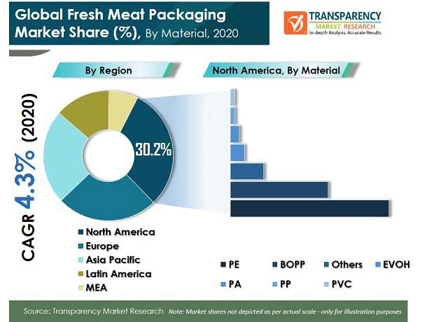 global1 fresh meat packaging market