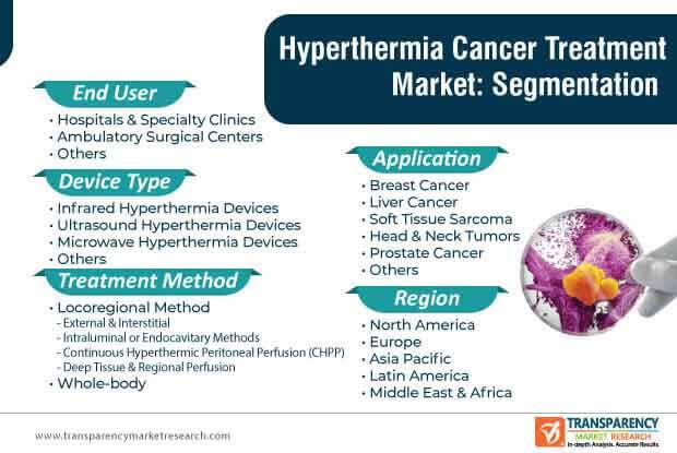 hyperthermia cancer treatment market segmentation