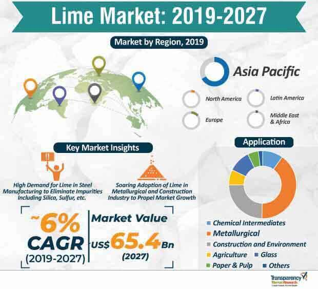 lime market infographic