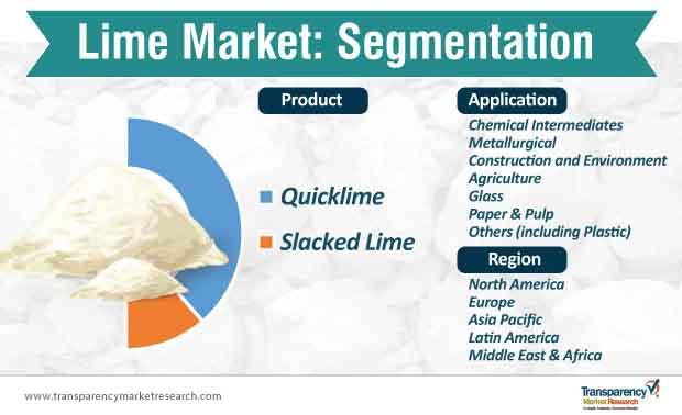lime market segmentation