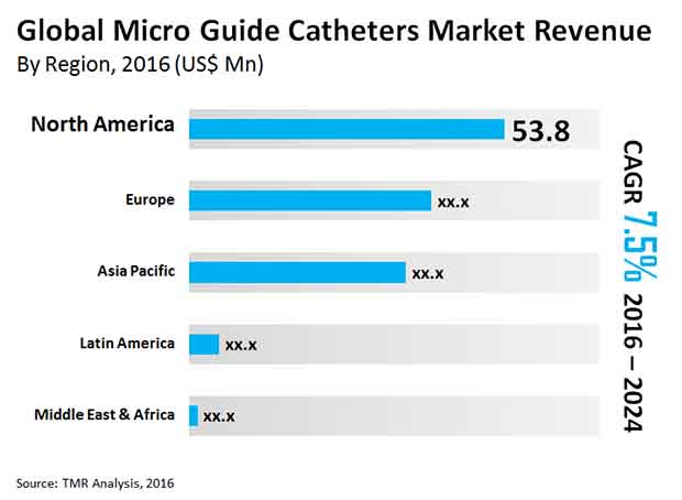 micro guide catheters market
