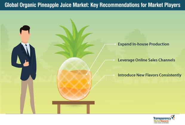 Organic Pineapple Juice  Market