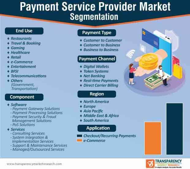 payment service provider market segmentation