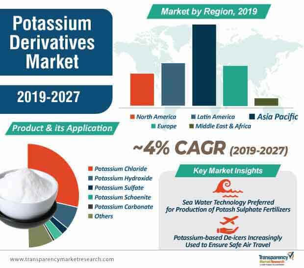 potassium derivatives market infographic