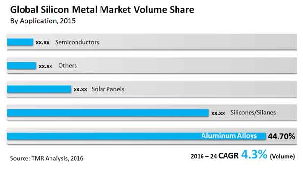Silicon Metal Market Industry Analysis Size Share