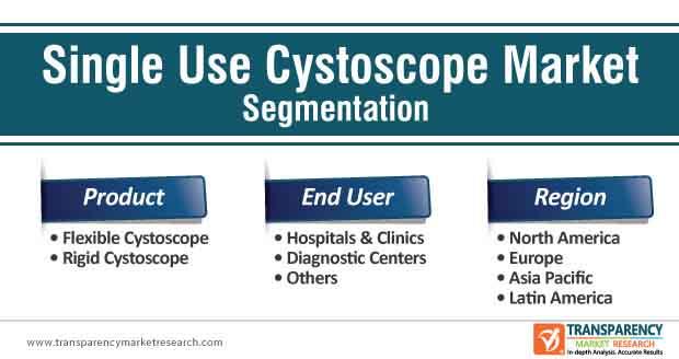 single use cystoscope market segmentation