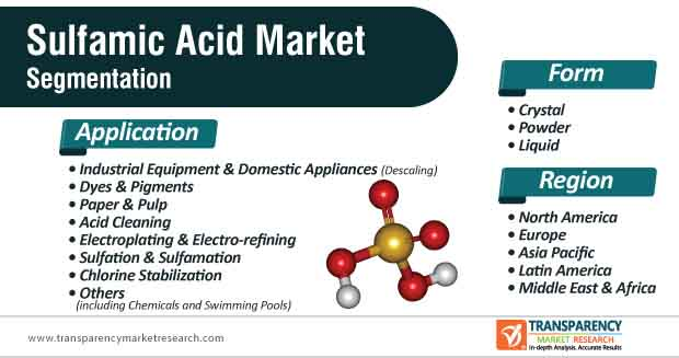 sulfamic acid market segmentation
