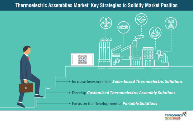 thermoelectric assemblies market strategy