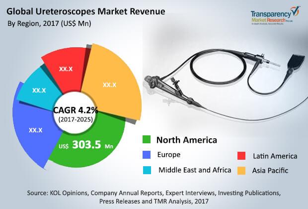 ureteroscopes market