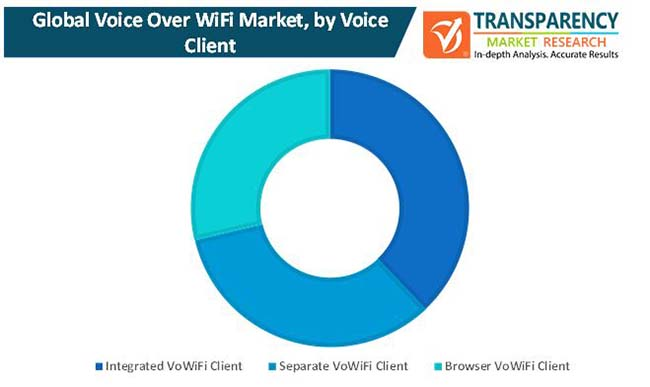 voice over wifi market