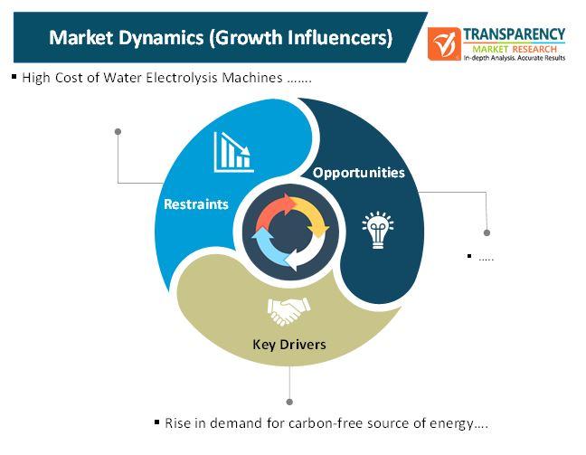water electrolysis machine market 1